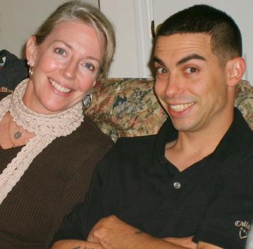 Brad_and_mom